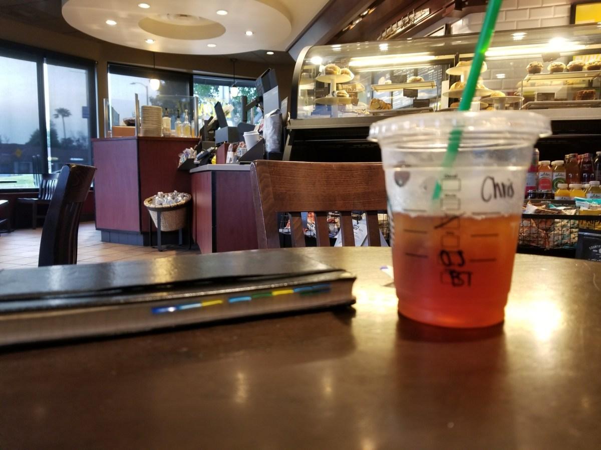 Checkin Starbucks