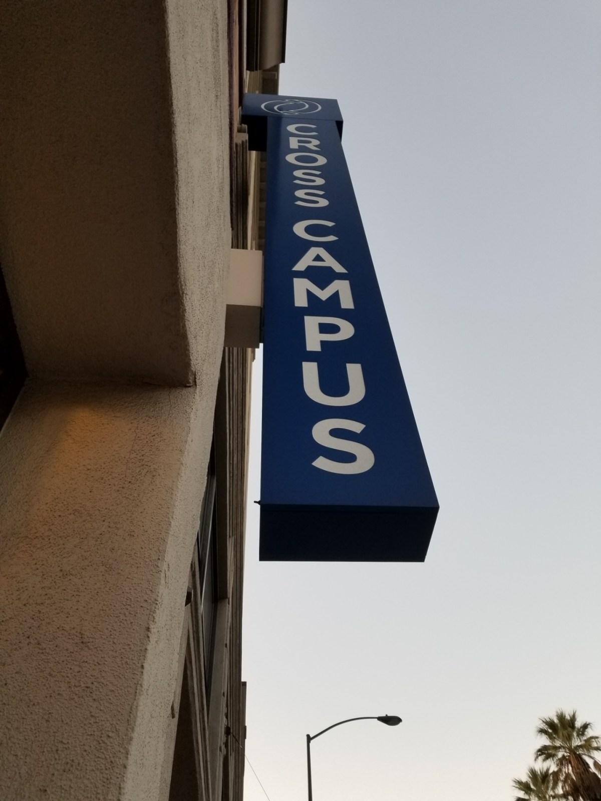 Checkin Cross Campus Old Pasadena
