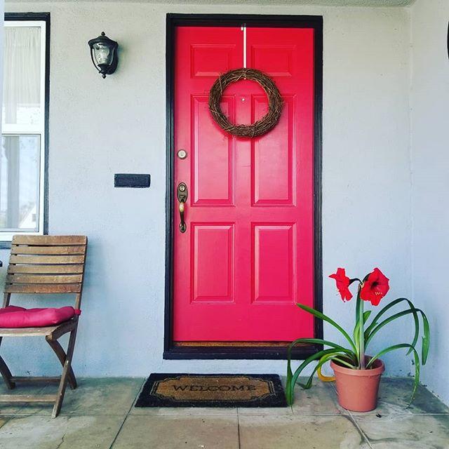 My front door to the world