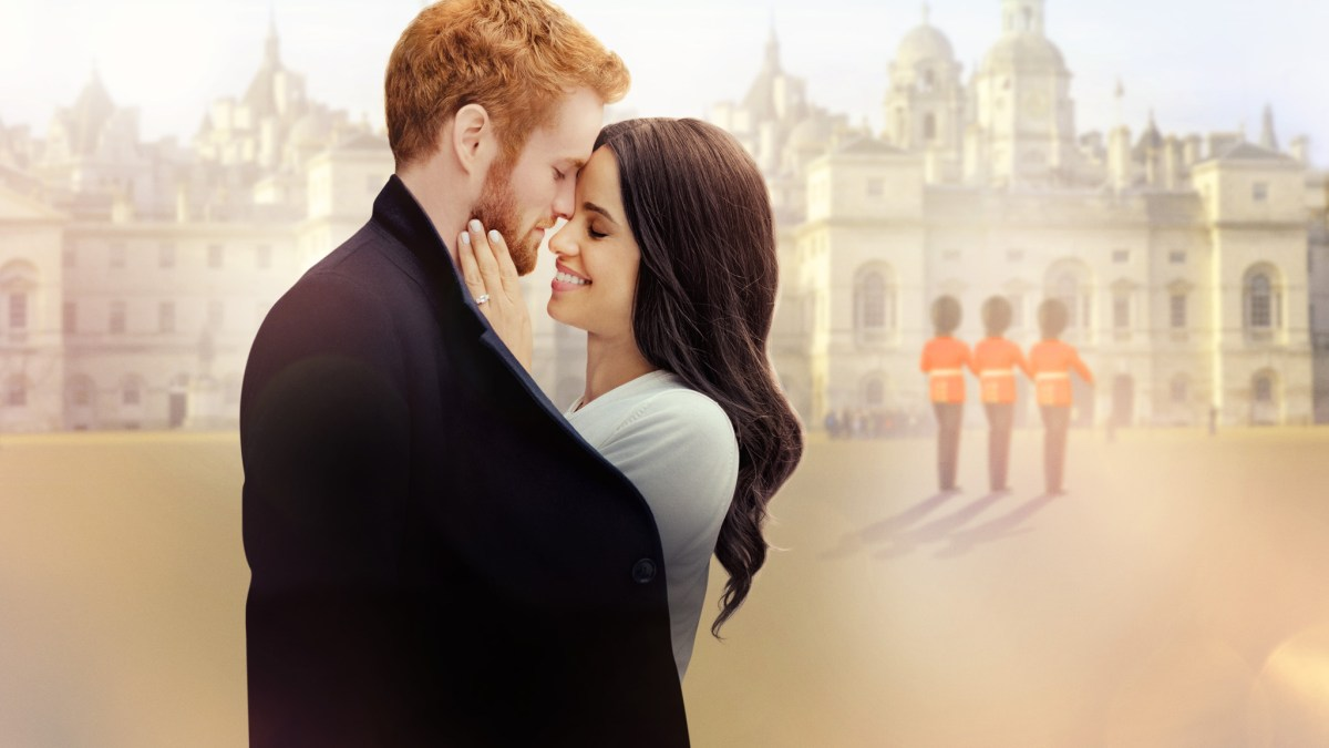  Harry & Meghan: A Royal Romance | Lifetime