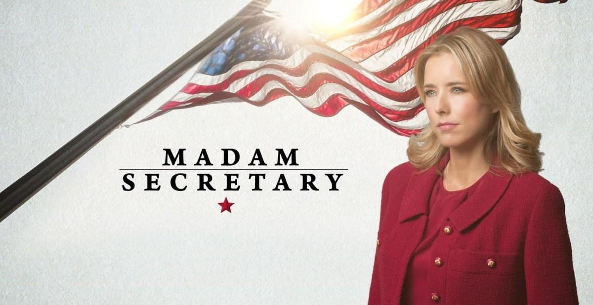 "📺 ""Madam Secretary"" Protocol | CBS"