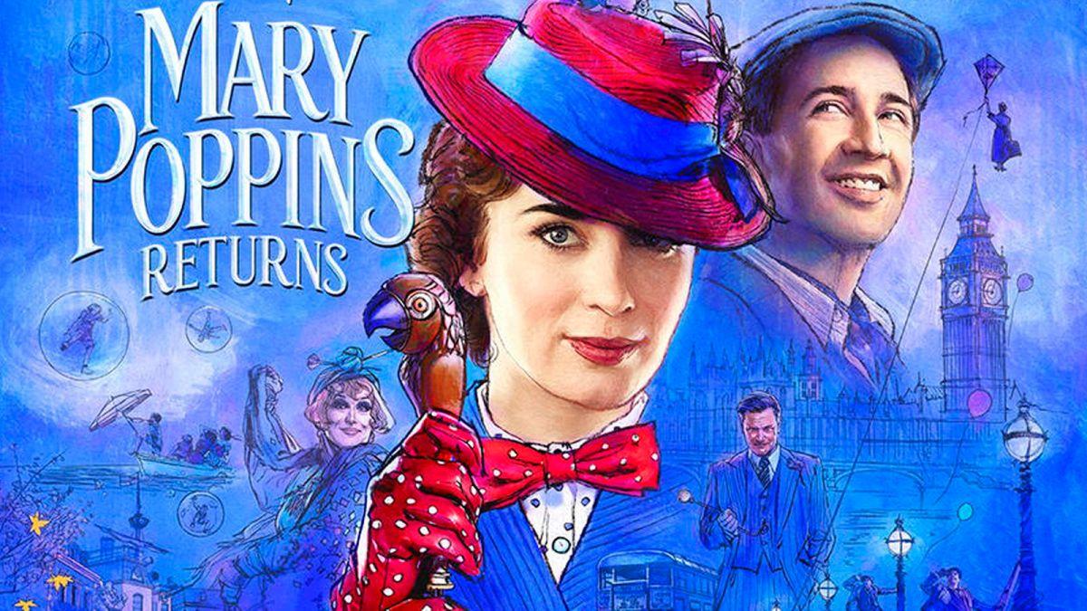 ️ Mary Poppins Returns (2018) | Walt Disney Pictures