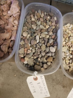 Arizona River Rock gravel