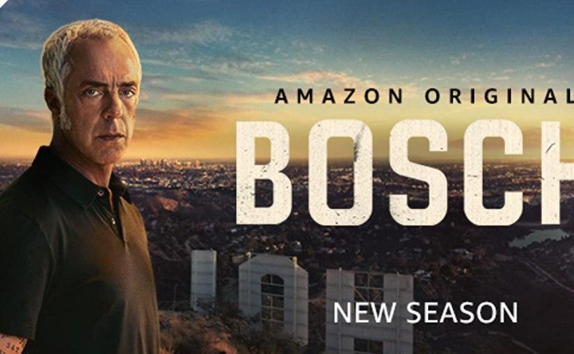 Bosch season 6 promo poster
