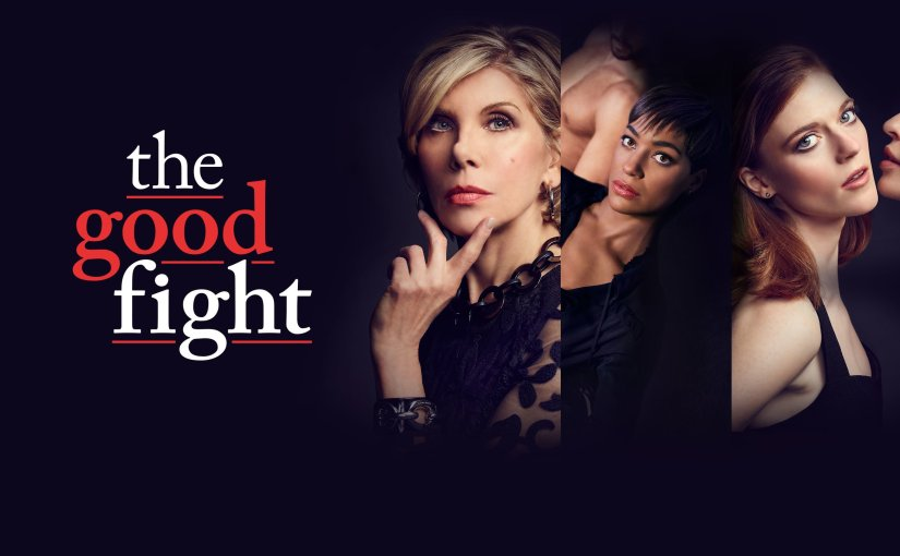 The Good Fight promo poster