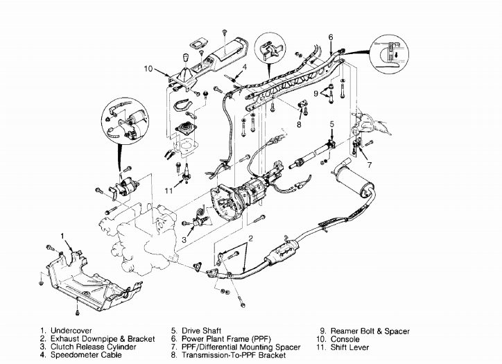 MX5 / Miata Workshop Manuals