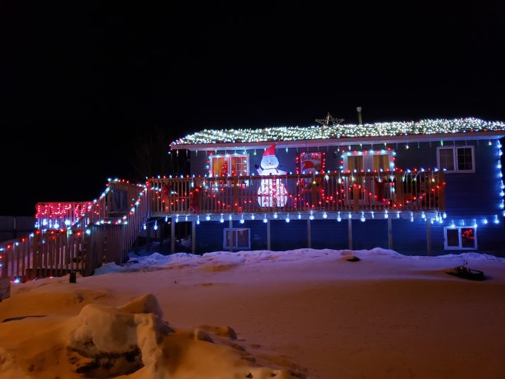 2nd Place Lights: Leona Sutherland