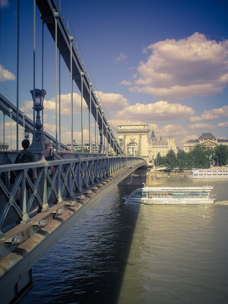 Chain Bridge.