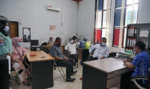Diskominfo Kotamobagu Terima Kunjungan Pimpinan DPRD Gorut
