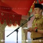 Bupati Bolsel Buka STQH XXVI Tingkat Kabupaten