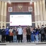 Bupati Bolsel Hadiri Pengukuhan KPMIBMS di Gorontalo