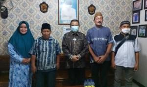 Wagub Gorontalo Kunjungi Kediaman Pimpinan Utama Ilmu Ilomata
