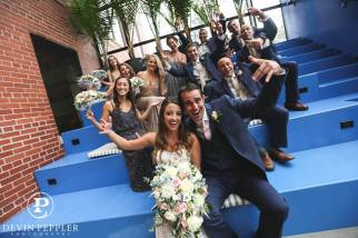 The Asbury Hotel Wedding Party