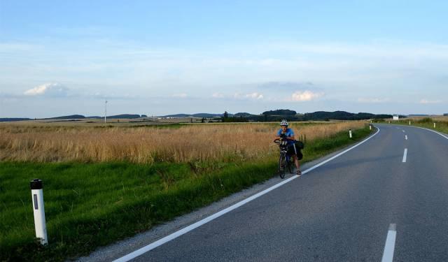 Cu drumul, Austria