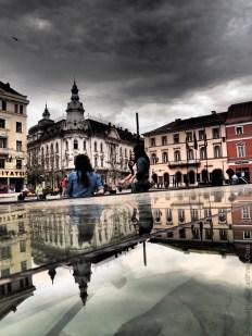 Piata Unirii - Cluj-Napoca