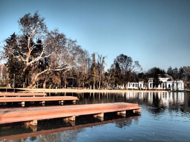 Chios/Parcul Central - Cluj-Napoca