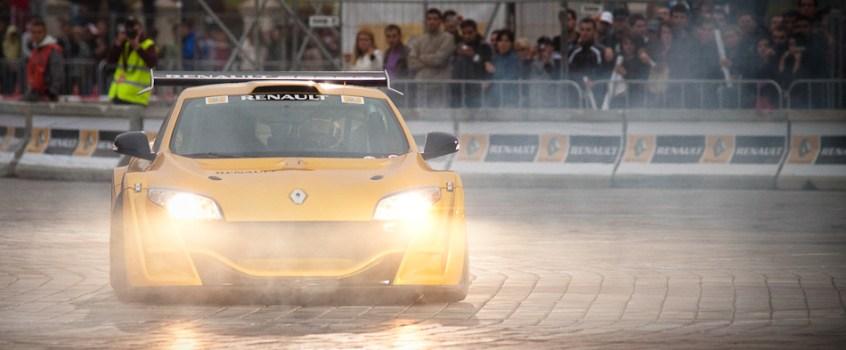 Renault RoadShow 2009 – Megane Trophy
