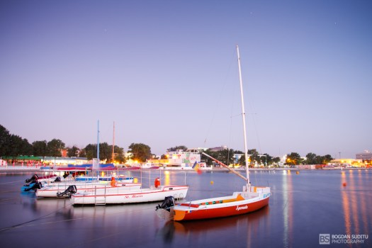 Boats @15s before sunrise