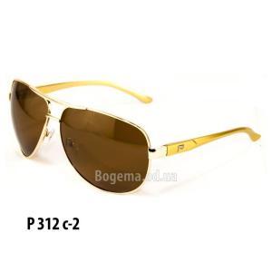 Мужские очки Polar Aluminiu P-312-c-2