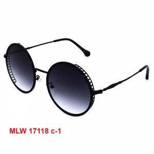 женские очки в металле MLW-17118-c-1