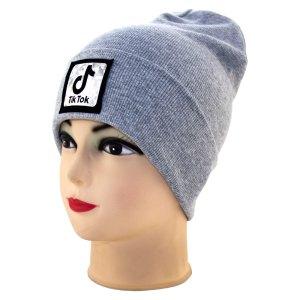 Двойная шапка с отворотом AL-20-201