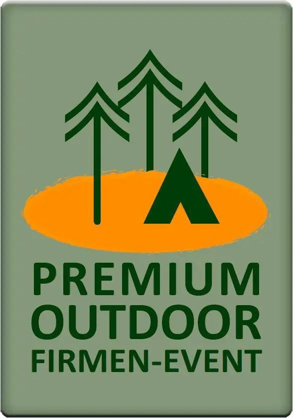 premium outdoor event logo