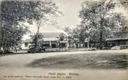 Hotel Jensen i Malang Java