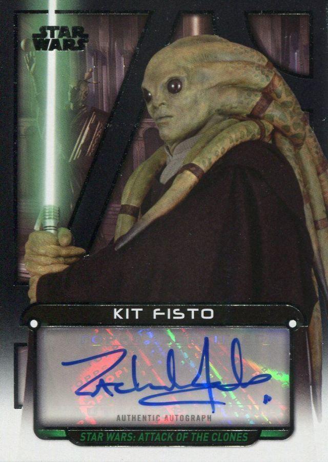 Zac Jensen spillede Kit Fisto