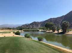 New 12th tee view.