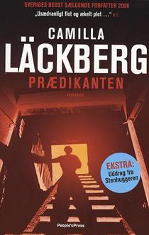 Prædikanten Book Cover