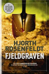 Fjeldgraven Book Cover