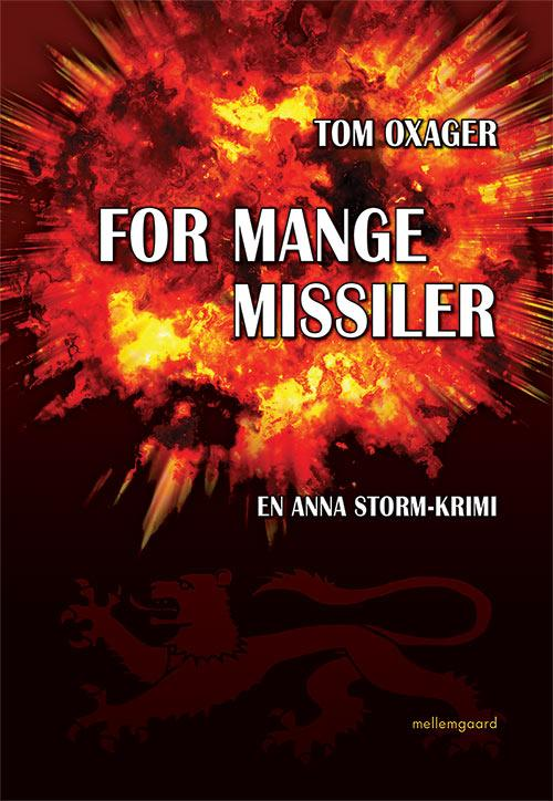 For mange missiler Book Cover