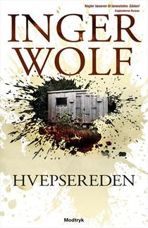Hvepsereden Book Cover