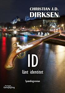 Id Lånt Identitet Book Cover