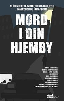 Mord i din hjemby Book Cover