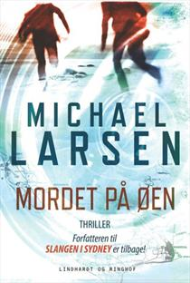 Mordet på øen Book Cover