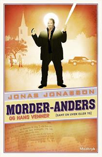 Morder-Anders og hans venner (samt en uven eller to) Book Cover