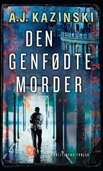 Den genfødte morder Book Cover