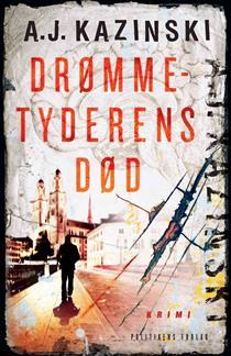 Drømmetyderens død Book Cover