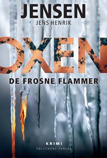 De frosne flammer Book Cover