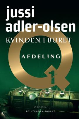 Kvinden i Buret Book Cover