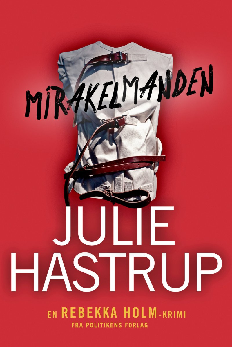 Mirakelmanden Book Cover
