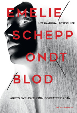 Ondt blod Book Cover