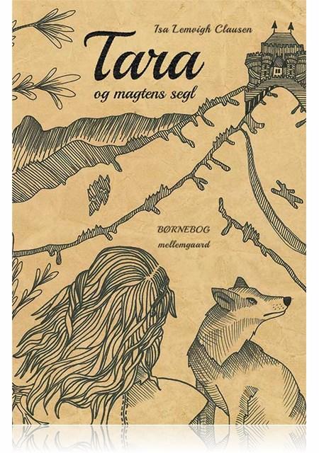 Tara og magtens segl Book Cover