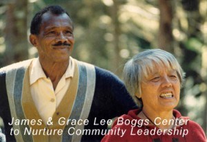 Jimmy and Grace Lee Boggs