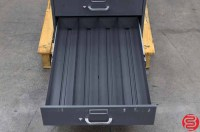 Flat Filing Cabinet - 9 Drawer | Boggs Equipment