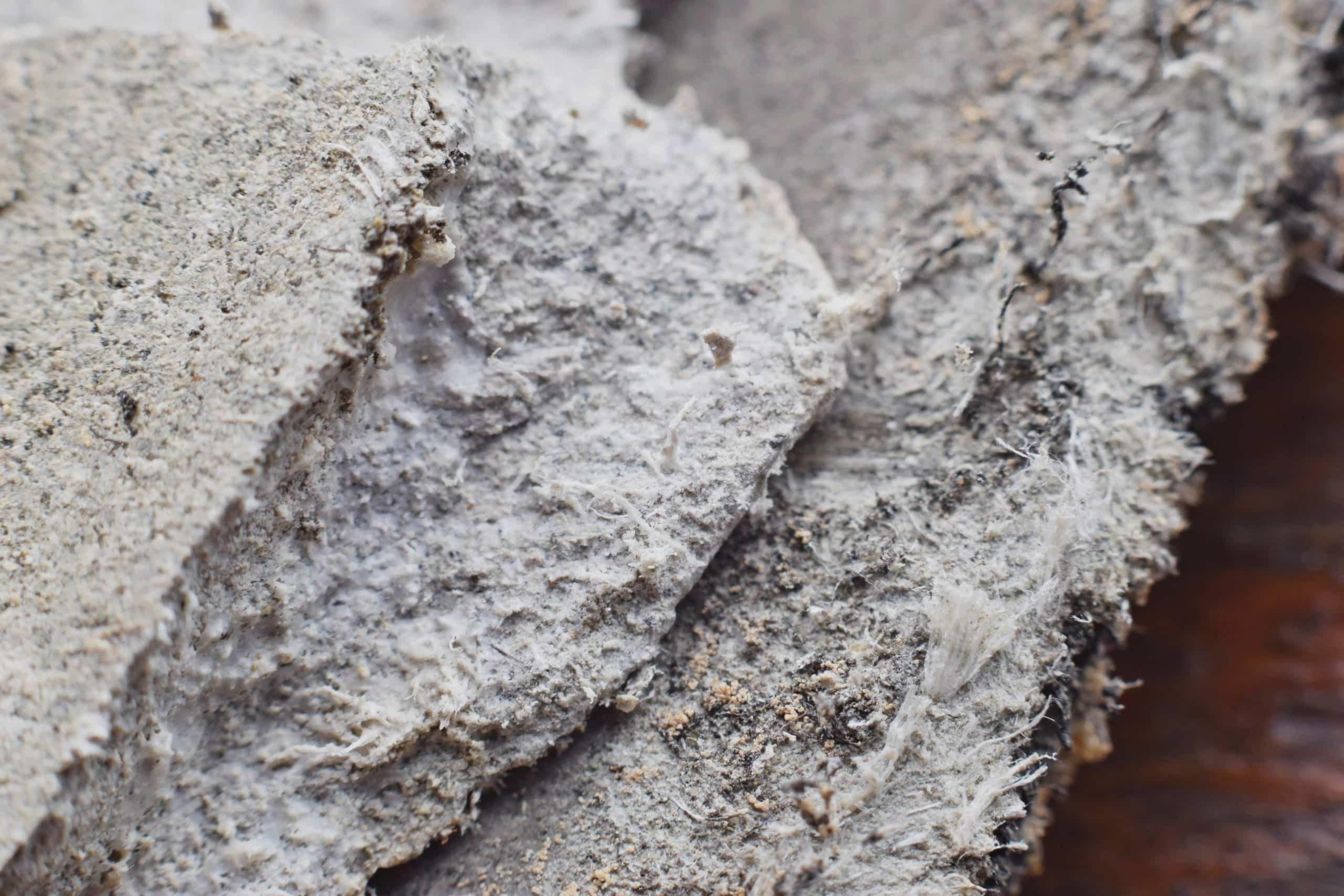 ways to identify asbestos ceiling tiles