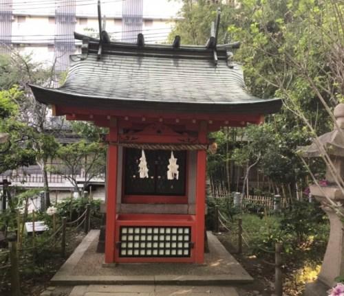 生田弁財天市杵島神社