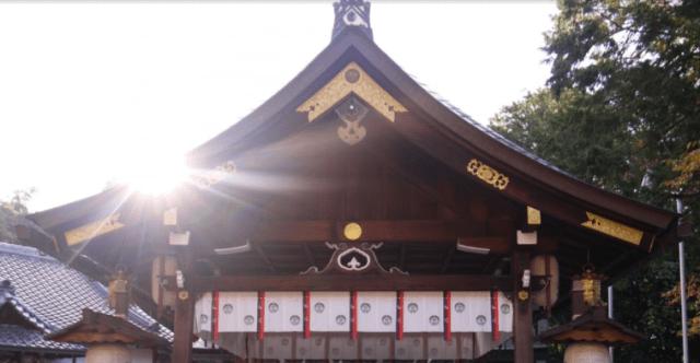 縁結びのパワースポット荒木神社