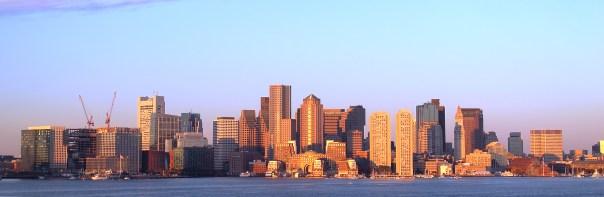 Boston_skyline_at_earlymorning